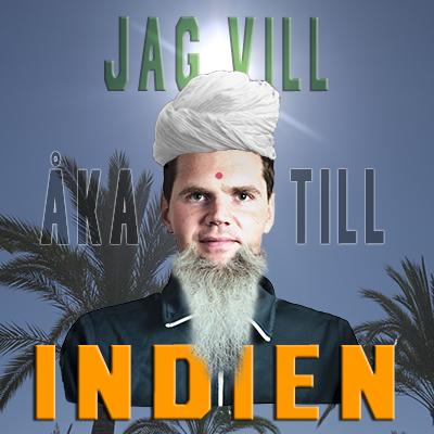 Kjelleman - Jag vill åka till Indien